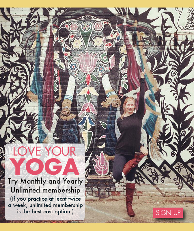 Yoga Memberships